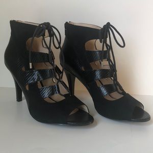 Nine West Laced Heels